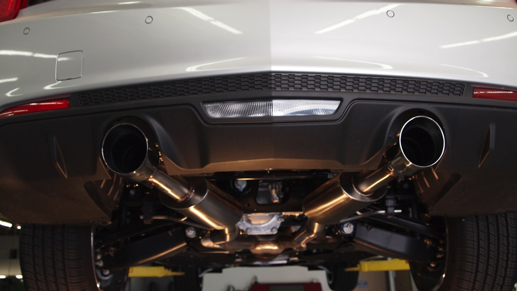 2013 2016 Ats 3 6l Axle Back Performance Exhaust W 4