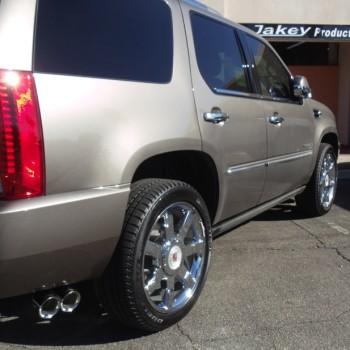2015 Cadillac Escalade Gmc Denali Dual Exhaust Tips