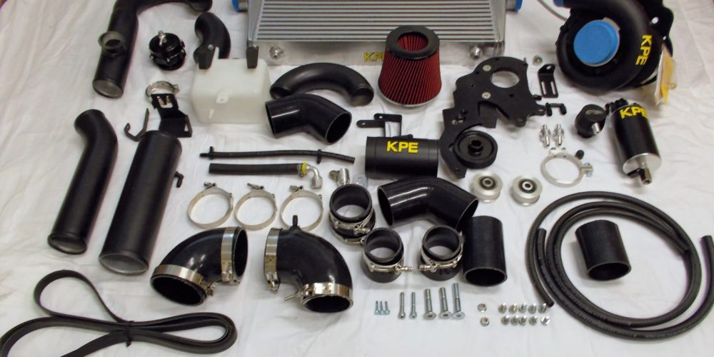 Supercharger kit