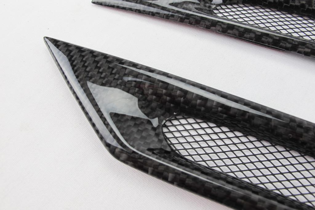 Carbon Fiber Fender Vents (CTSV 2009-2015, CTS 2008-2014 ...