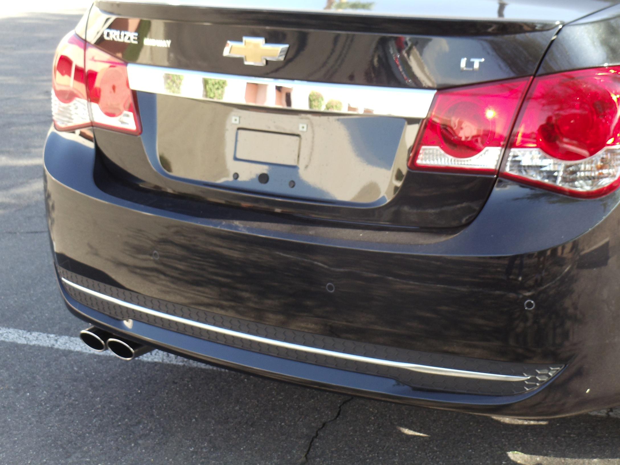 Chevy Cruze Axle Back Exhaust Korkar Performance Engineering